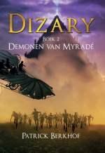 Dizary 2: Demonen van Myradé Boek omslag
