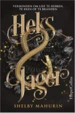 Heks & Jager Boek omslag