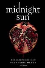 Midnight Sun Boek omslag