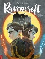 Ravencroft 1: Alles op zijn plaats & 2: Niets is wat het lijkt Boek omslag