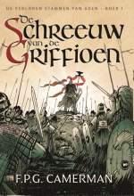 De Schreeuw van de Griffioen Boek omslag