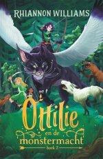 Ottilie en de monstermacht Boek omslag
