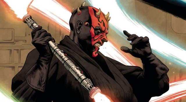 Comic Review: Star Wars: Age of Republic: Darth Maul - Fantha Tracks