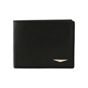 Portafoglio nero uomo - portafoglio uomo pelle - portafoglio uomo nero - portafoglio Fantini