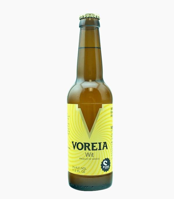 Voreia, Wit