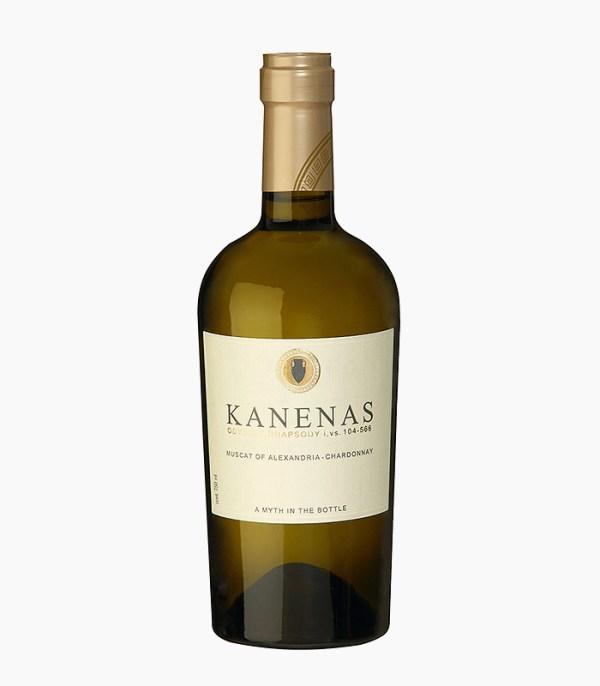 Kanenas, White