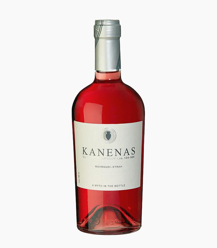 Kanenas, Rosé