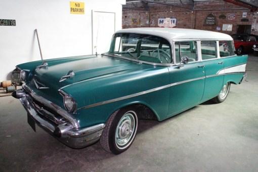 1957 Chevrolet Belair (Station Wagon)