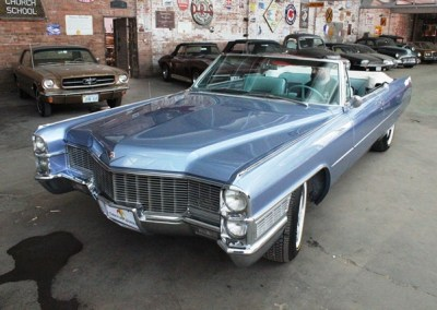 1965 Cadillac DeVille (Convertible)