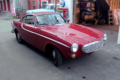 1966 Volvo 1800