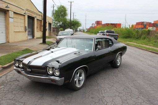 1970 Chevrolet Chevelle SS (Wounded Wheels)