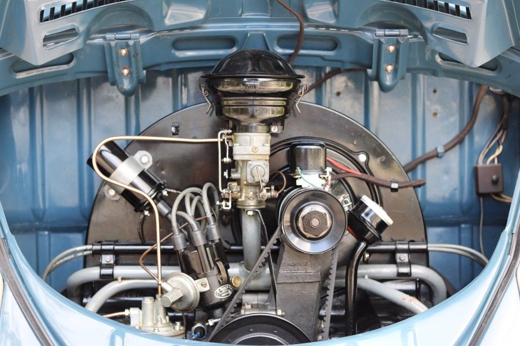 1952 Beetle Engine