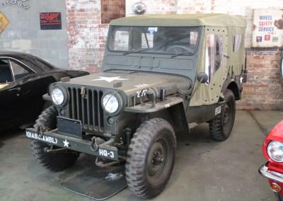 1950 Willys CJ