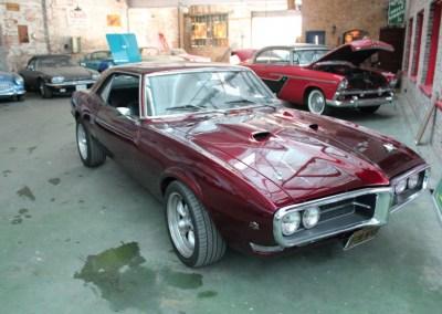 1968 Pontiac Firebird (Brandywine)