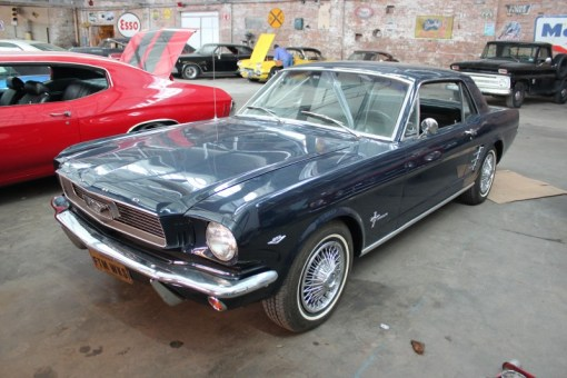 1966 Ford Mustang (Coupe)