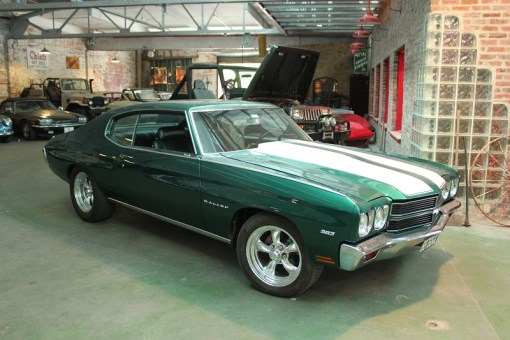 1970 Chevrolet Chevelle (Green)