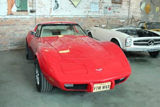 1977 Chevrolet Corvette (Red)
