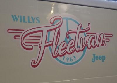 1963 Willys Fleetvan