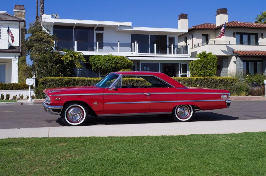 1963 Galaxie Fastback