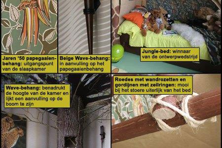 Beautiful Jungle Slaapkamer Maken Photos - Moderne huis 2018 ...