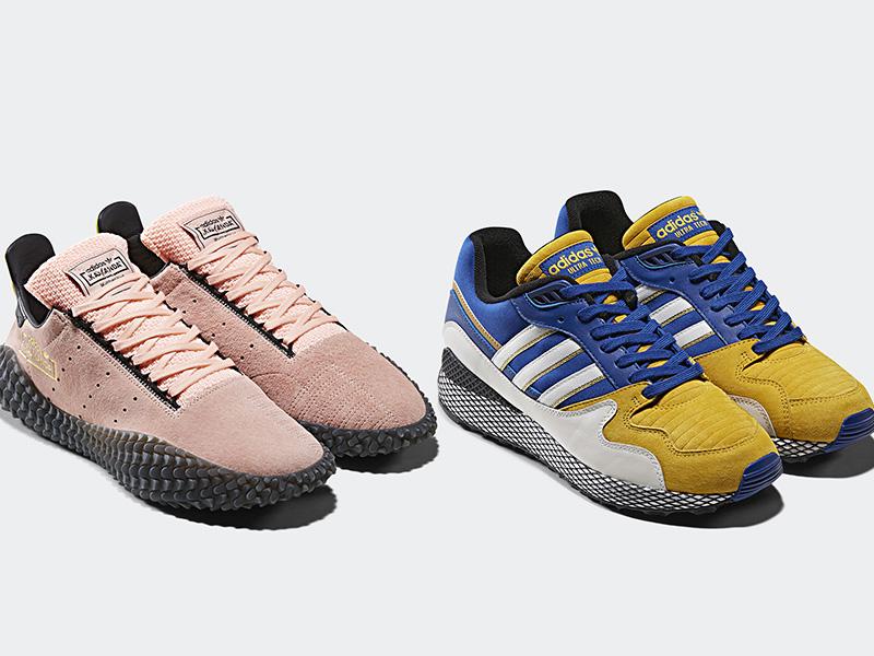 online retailer 8b390 d2556 Majin Boo y Vegeta llegan en forma de zapatillas - FanViña