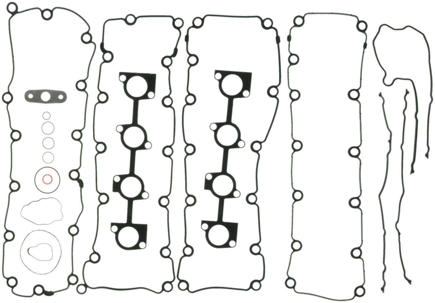 Through Ford 5 4l Sohc Triton Engine Full Gasket