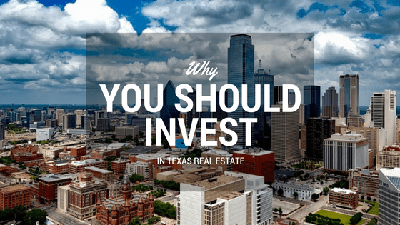 Why You Should Invest in Texas Real Estate | Farah Law Firm