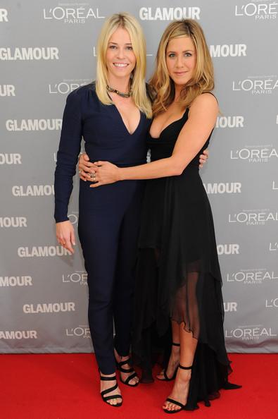 Jennifer Aniston y Chelsea Handler ya no son amigas