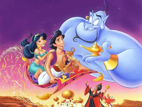 Will Smith será el genio en la nueva película de Aladdin