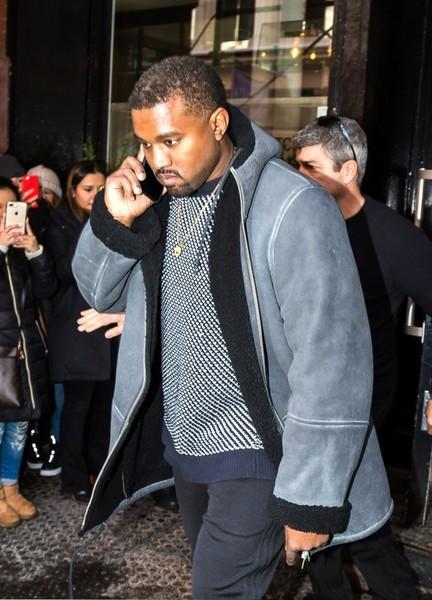 Kanye West en un proyecto secreto en Japón