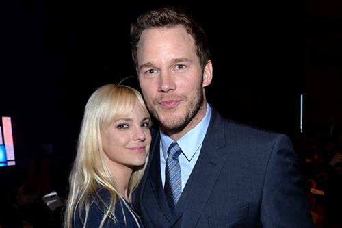 Chris Pratt solicita divorcio de Anna Faris
