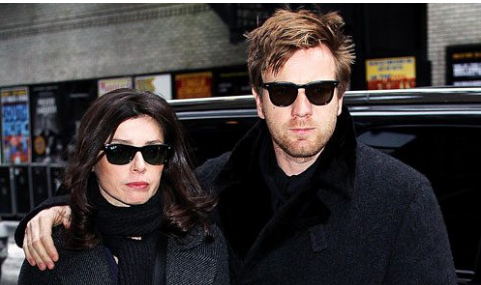 Oh, well! Ewan McGregor solicita el divorcio