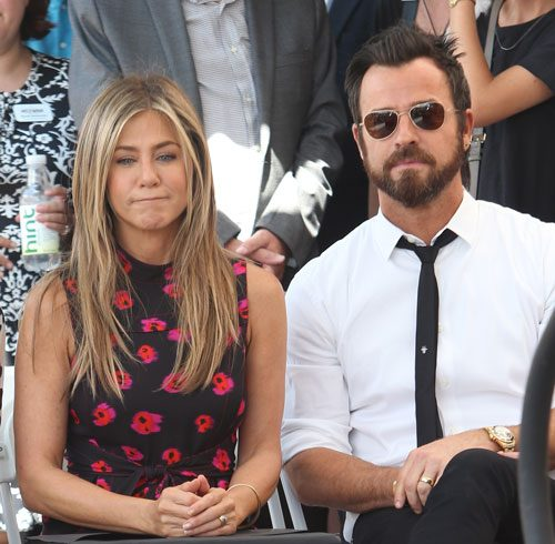 Jennifer Aniston y Justin Theroux trataron de arreglar su matrimonio en México