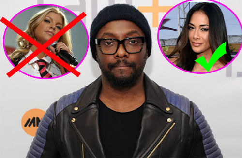 Will.I.Am: Nicole Scherzinger podría reemplazar a Fergie en Blac Eyed Peas – AGAIN!