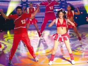 Pierina Carcelén,Gisela Valcarcel, Roberto Martínez,Laszlo Kovacs