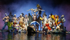 Cirque du Soleil, Entradas, Quidam,