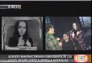Fiorella Rodríguez, Roberto Martínez, Vanessa Jerí