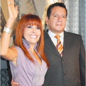 Ney Guerrero, Magaly Medina