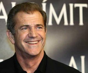 Mel Gibson,  Oksana Grigorieva
