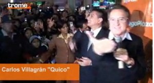 Quico, Carlos Villagrán