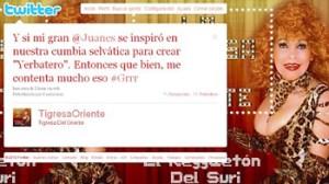 Juanes, Tigresa del Oriente