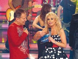 Raúl Romero, Gisela Valcárcel