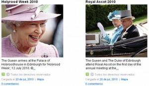 reina Isabel II , príncipe Carlos