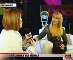 Gisela Valcárcel, Sol Carreño, Raúl Tola