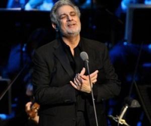 Plácido Domingo, Alan García