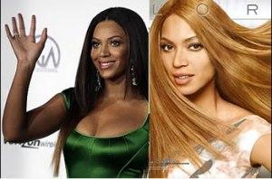 Beyoncé, Freida Pinto, Rihanna, Obama, Gabourey Sibide