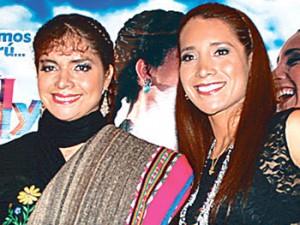 Saywa, Damaris, María Jesús Rodríguez