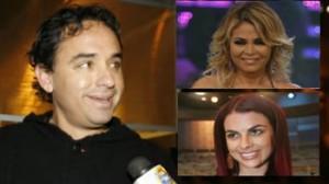 Gisela Valcárcel, Roberto Martínez, Fiorella Rodríguez
