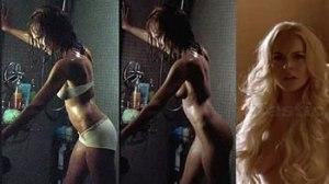 Lindsay Lohan, Jessica Alba