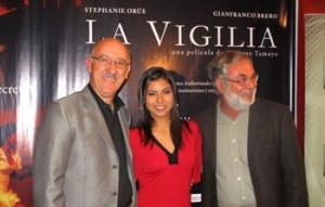 Augusto Tamayo, La Vigilia